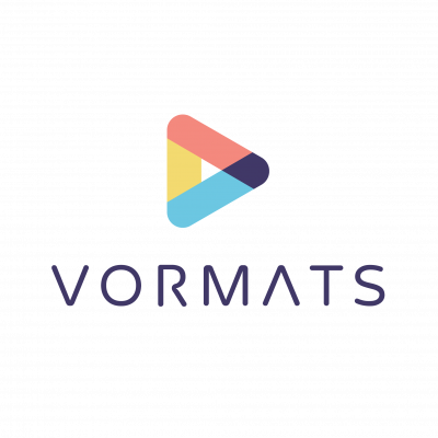 Vormats Video logo